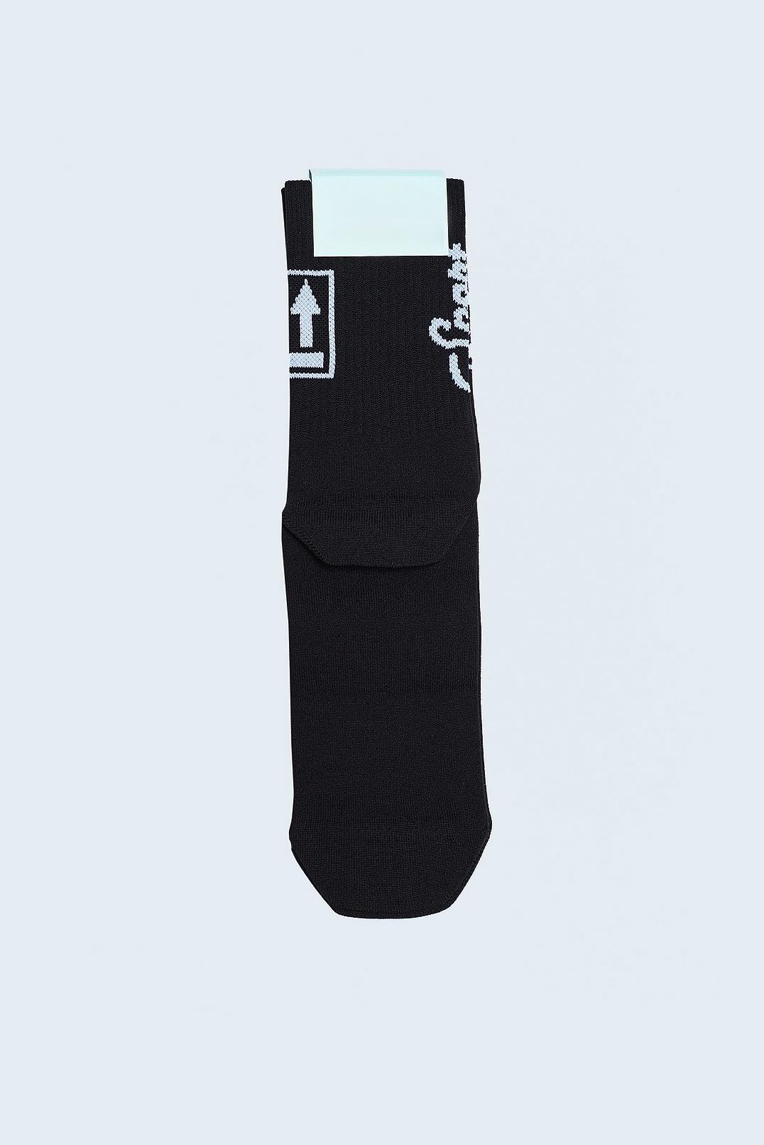 Носки с логотипами OFF-WHITE OFa19019