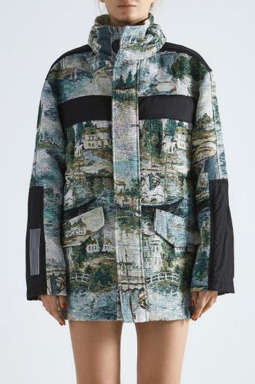 Куртка OFF-WHITE OFmp19010