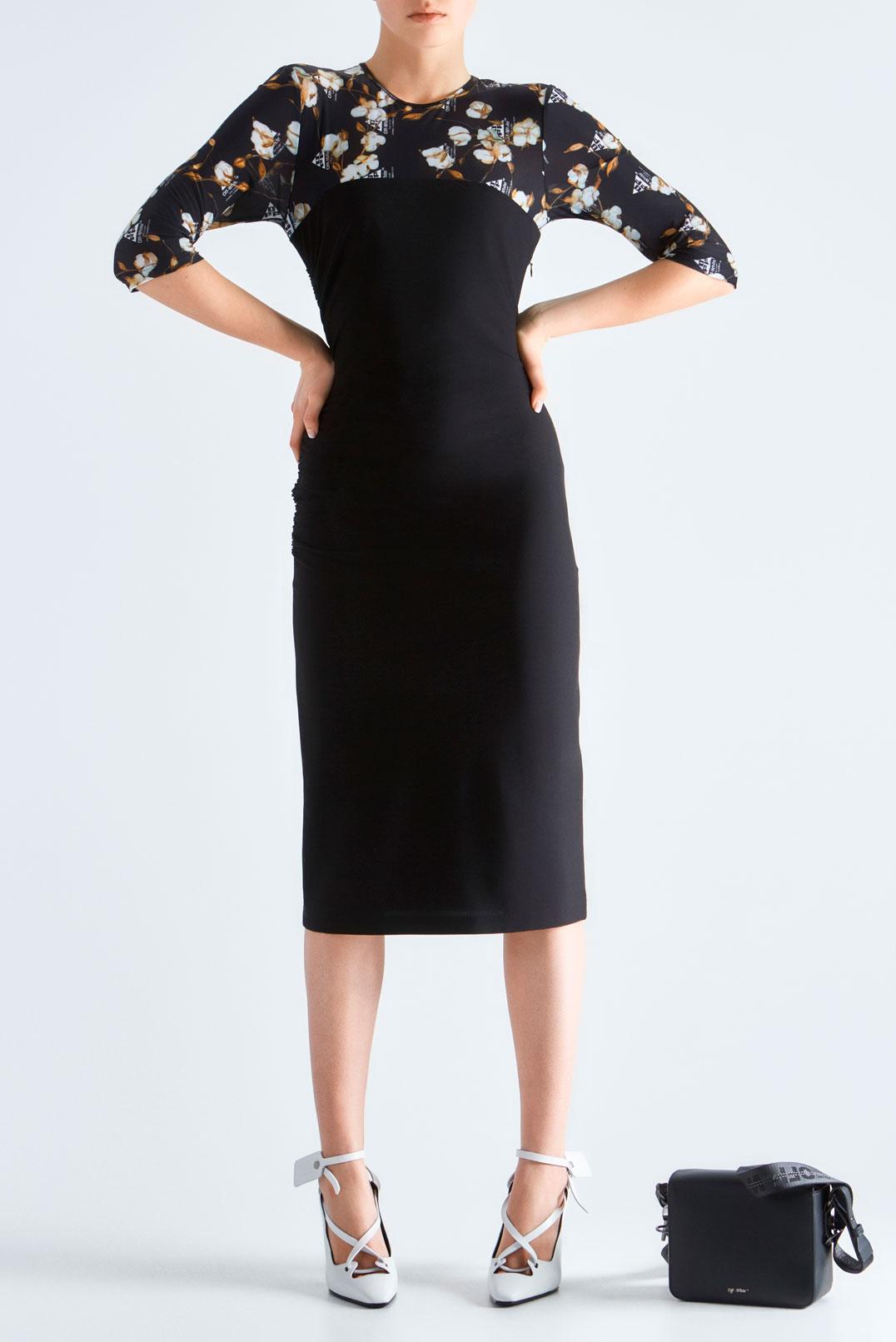 Платье OFF-WHITE OFwp19019