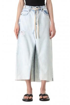 ONE TEASPOON Джинсовая юбка