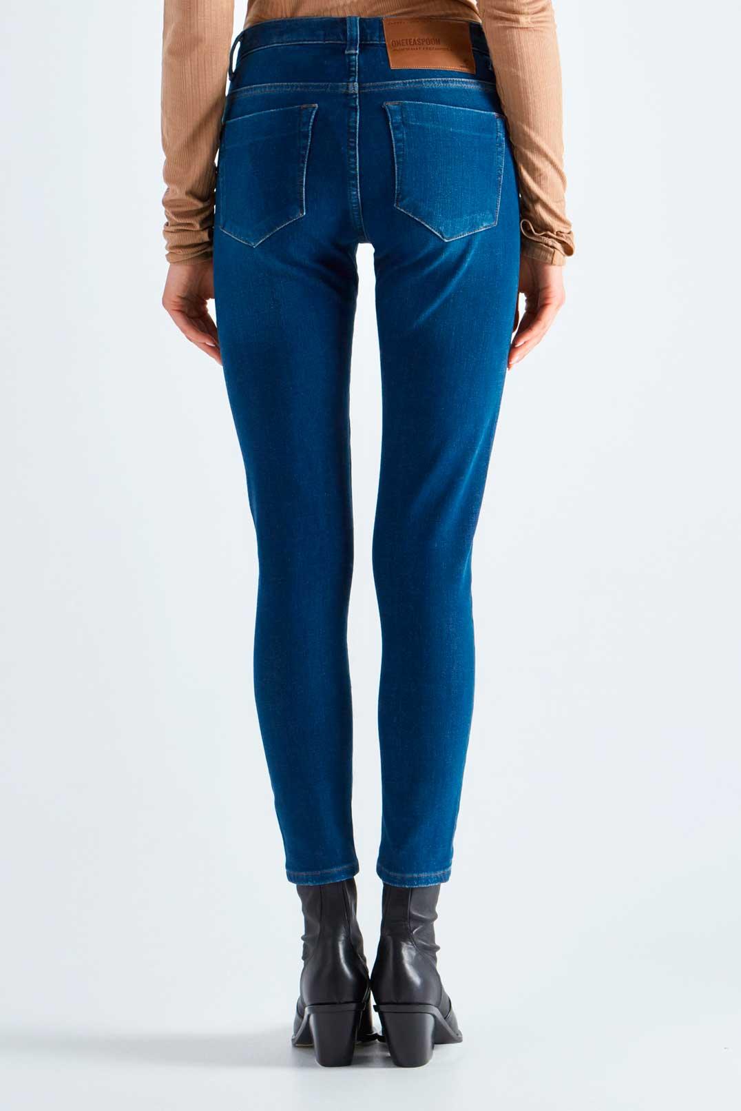 Укороченные джинсы ONE TEASPOON OTS29002