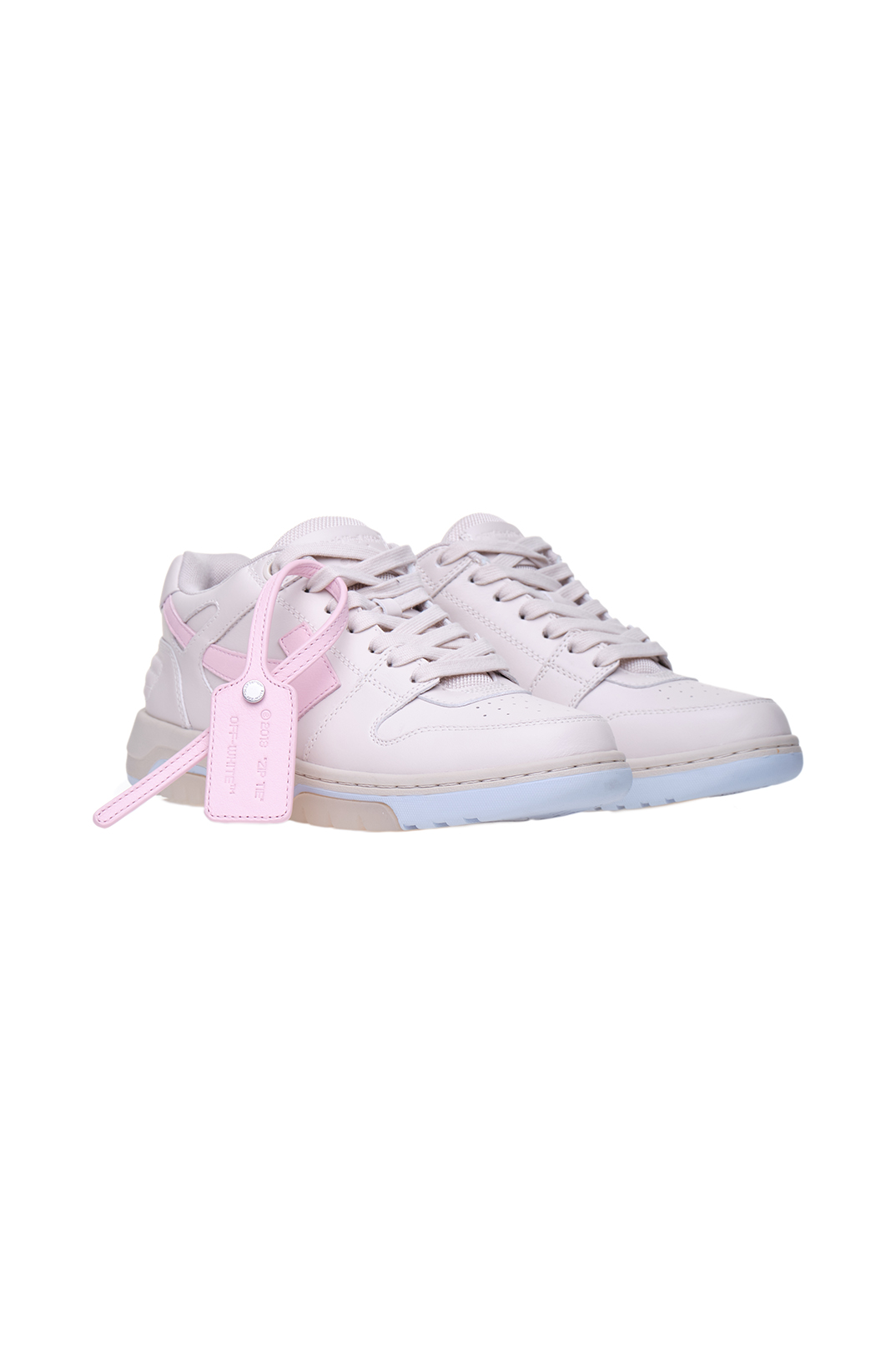 Кроссовки OUT OF OFFICE OFF-WHITE OWa11002