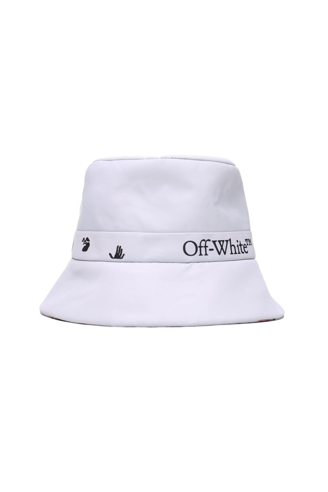 Панама с логотипом OFF-WHITE OWa11007