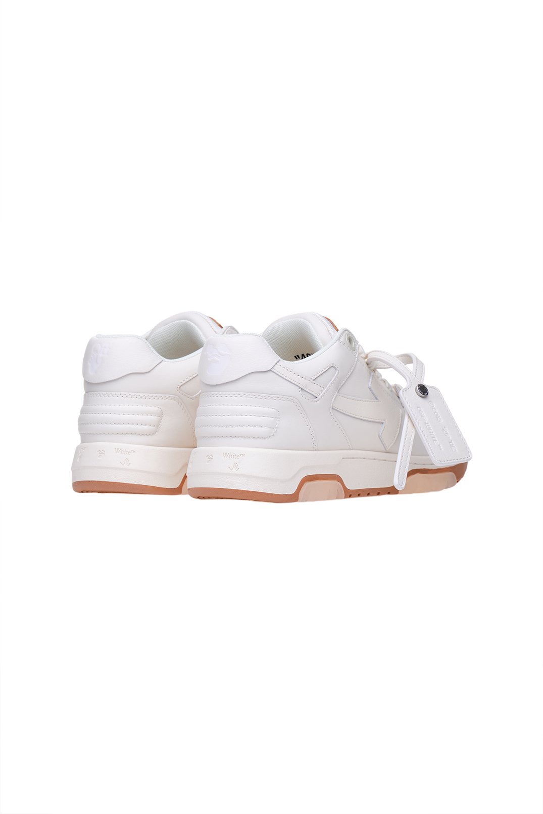 Кроссовки OUT OF OFFICE OFF-WHITE OWa11014