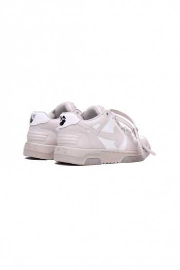 Кроссовки OUT OF OFFICE OFF-WHITE OWa11027