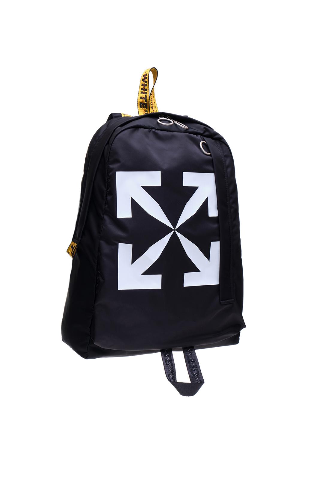 Рюкзак с логотипом OFF-WHITE OWa20007