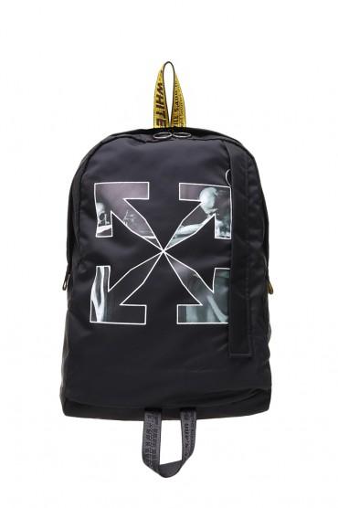 Рюкзак с логотипом OFF-WHITE OWa21010