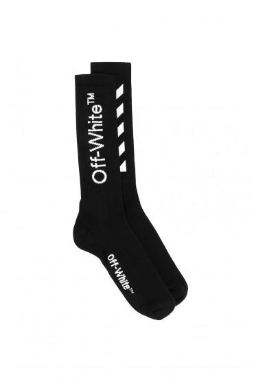 Носки с логотипами OFF-WHITE OWa21027