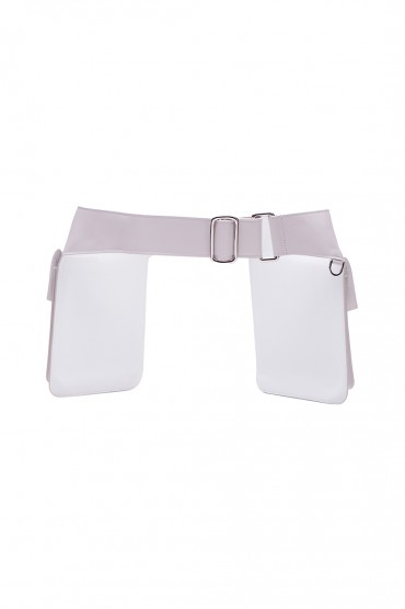 Пояс с накладными карманами OFF-WHITE OWam10020