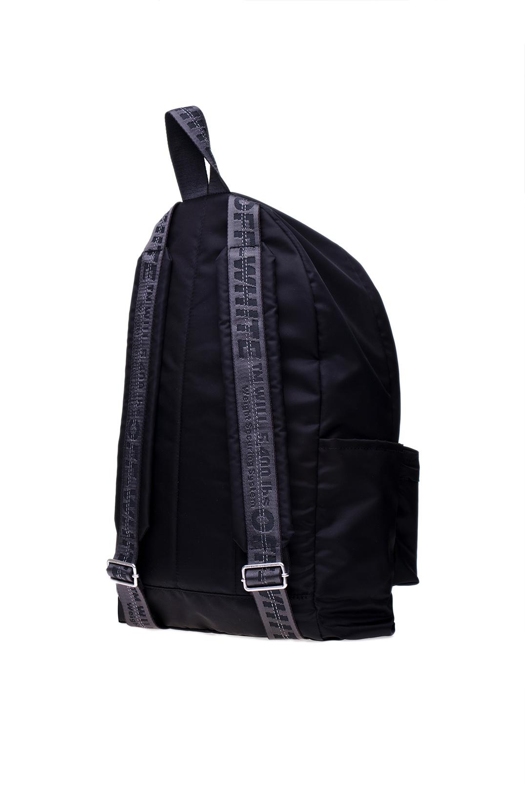 Рюкзак с логотипом OFF-WHITE OWap11010
