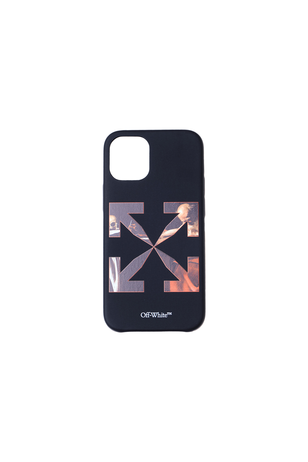 Чехол для iPhone 12 Mini OFF-WHITE OWap11015