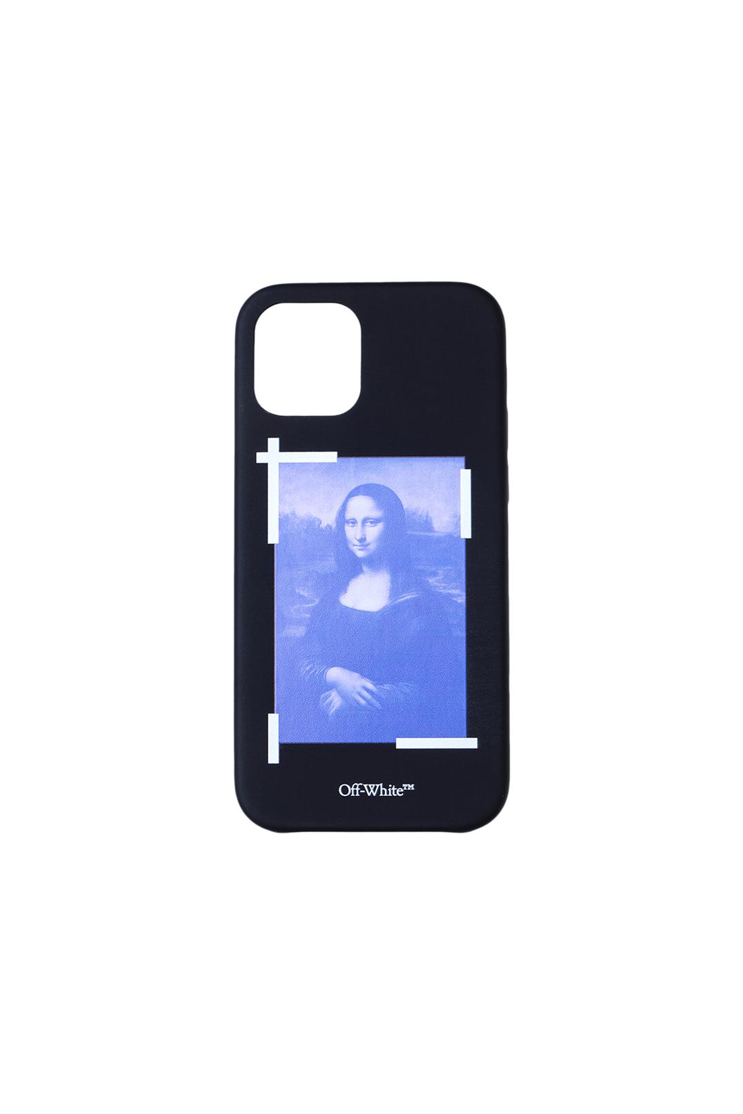 Чехол для iPhone 12 Pro OFF-WHITE OWap11016