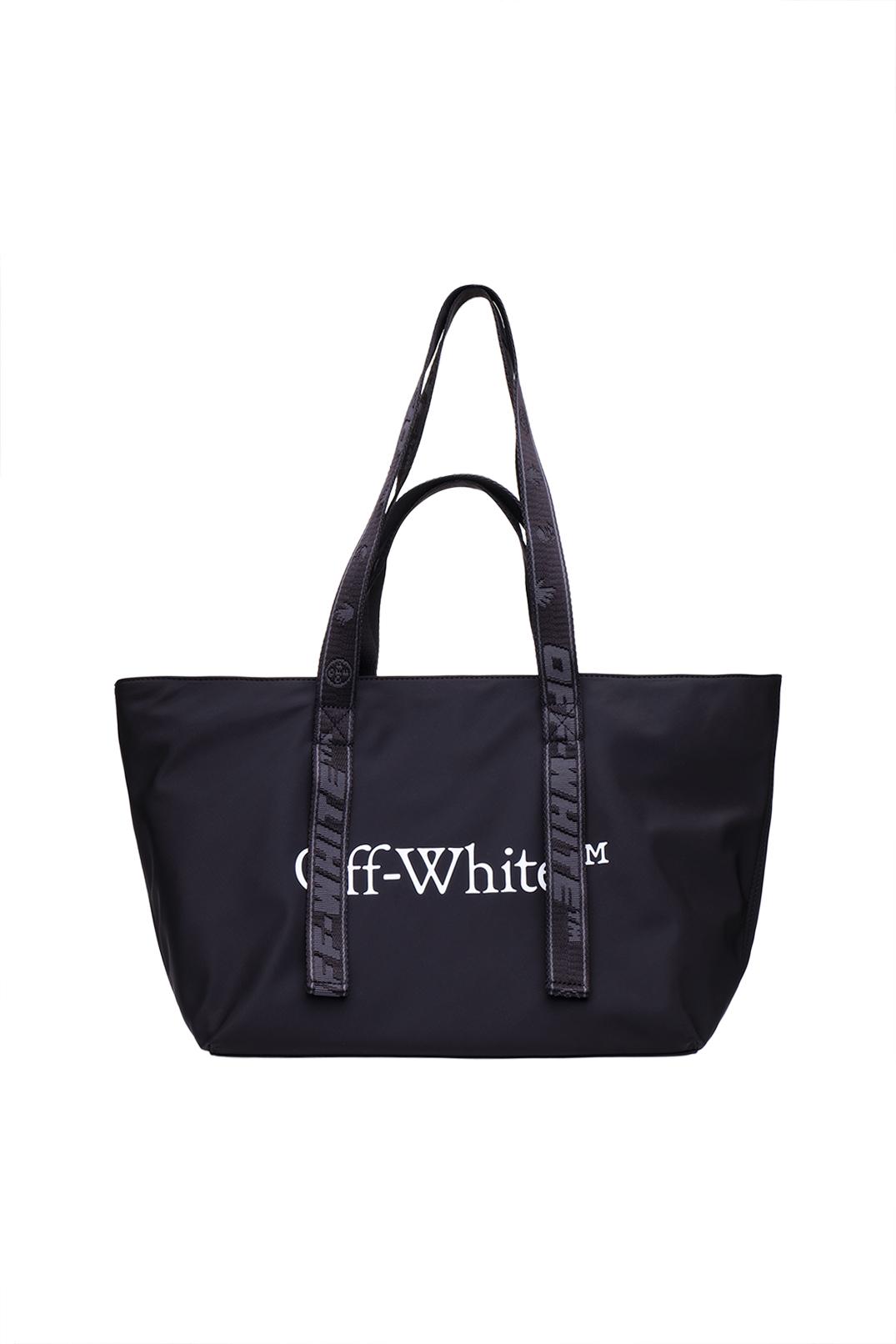Сумка-тоут с логотипом OFF-WHITE OWap11037