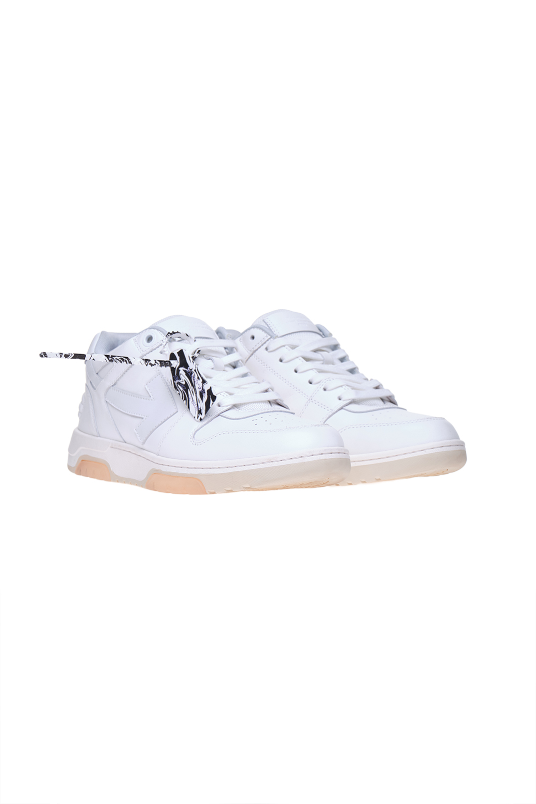 Кроссовки OUT OF OFFICE OFF-WHITE OWap11045