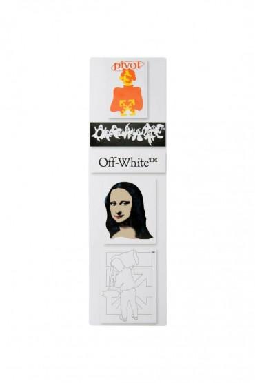 Наклейки Pivot OFF-WHITE OWap20017