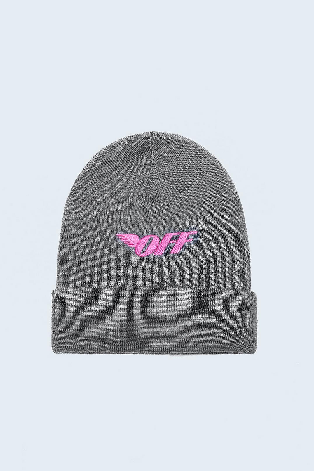 Шапка с логотипом OFF-WHITE OWap29006