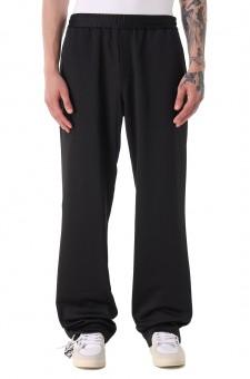 Удлиненные брюки с эластичным поясом