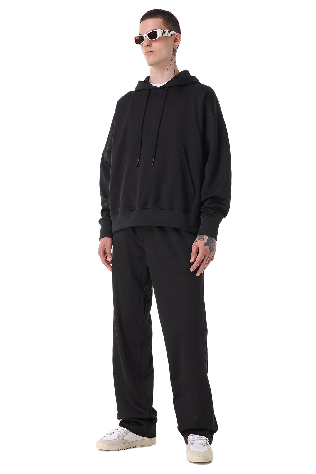 Удлиненные брюки с эластичным поясом OFF-WHITE OWm21011