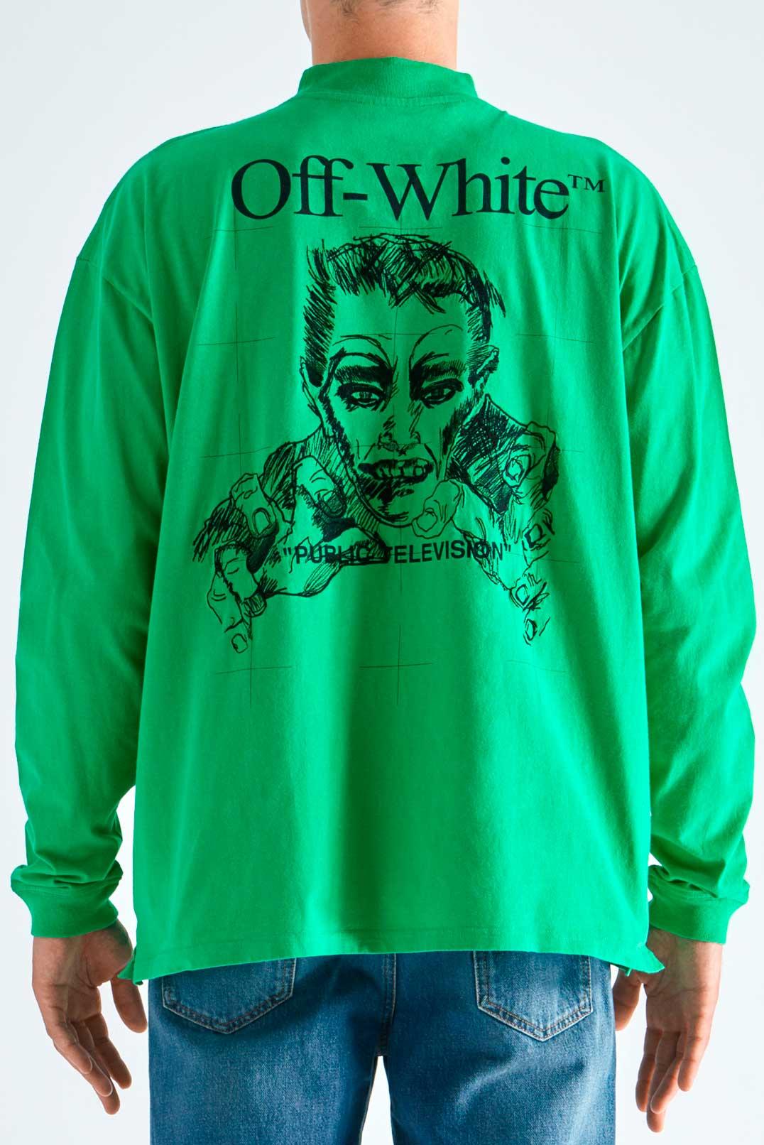 Футболка OFF-WHITE OWm29005