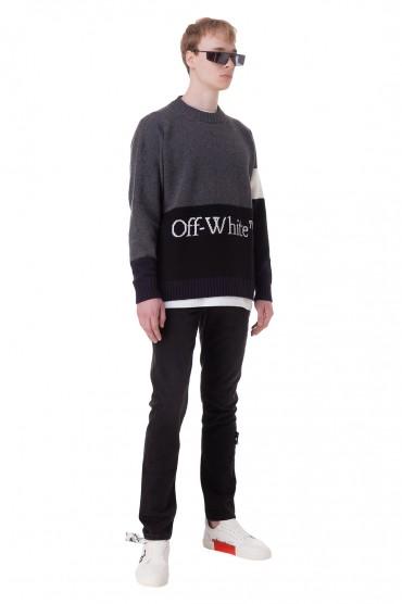 Джинсы OFF-WHITE OWmp20016