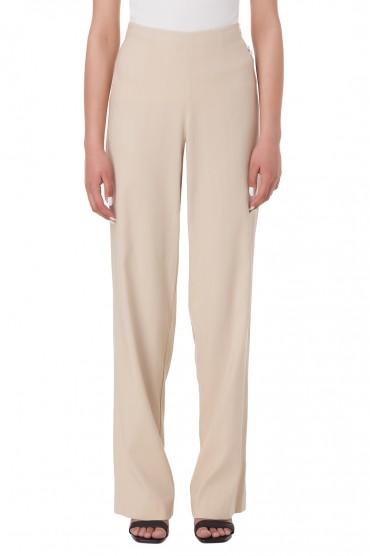 Удлиненные брюки в полоску OFF-WHITE OWw10030