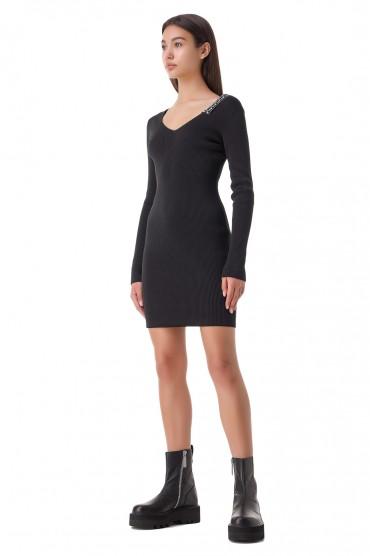 Платье OFF-WHITE OWw21013