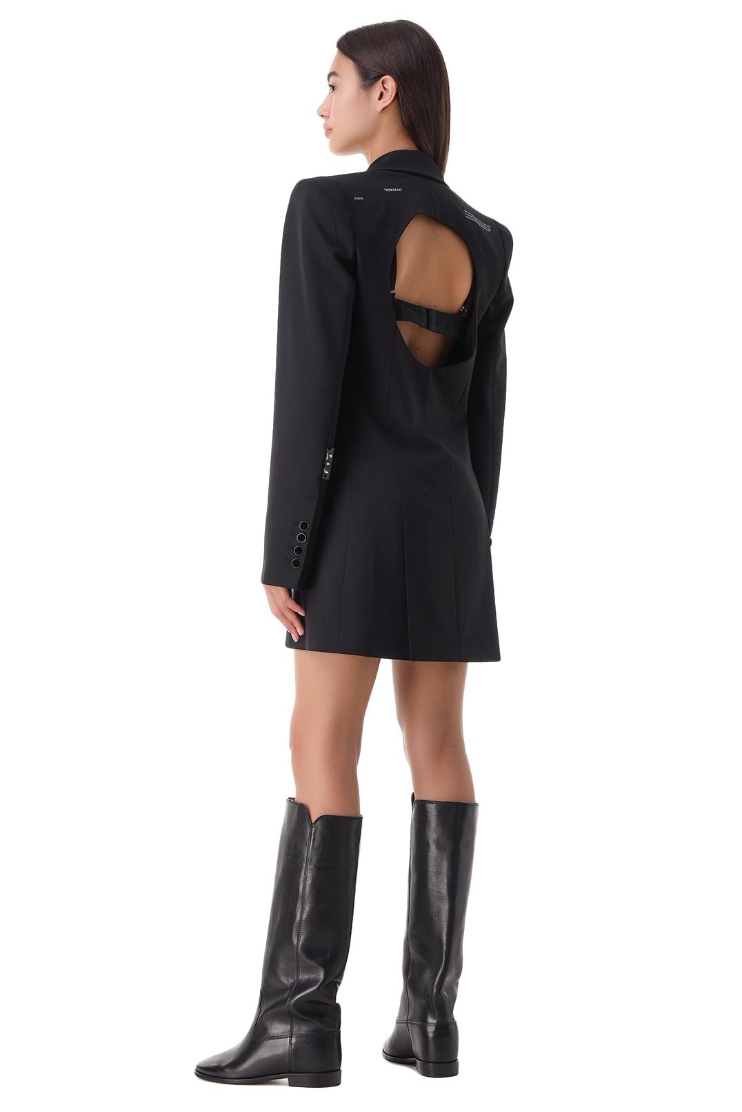 Платье-пиджак OFF-WHITE OWw21017