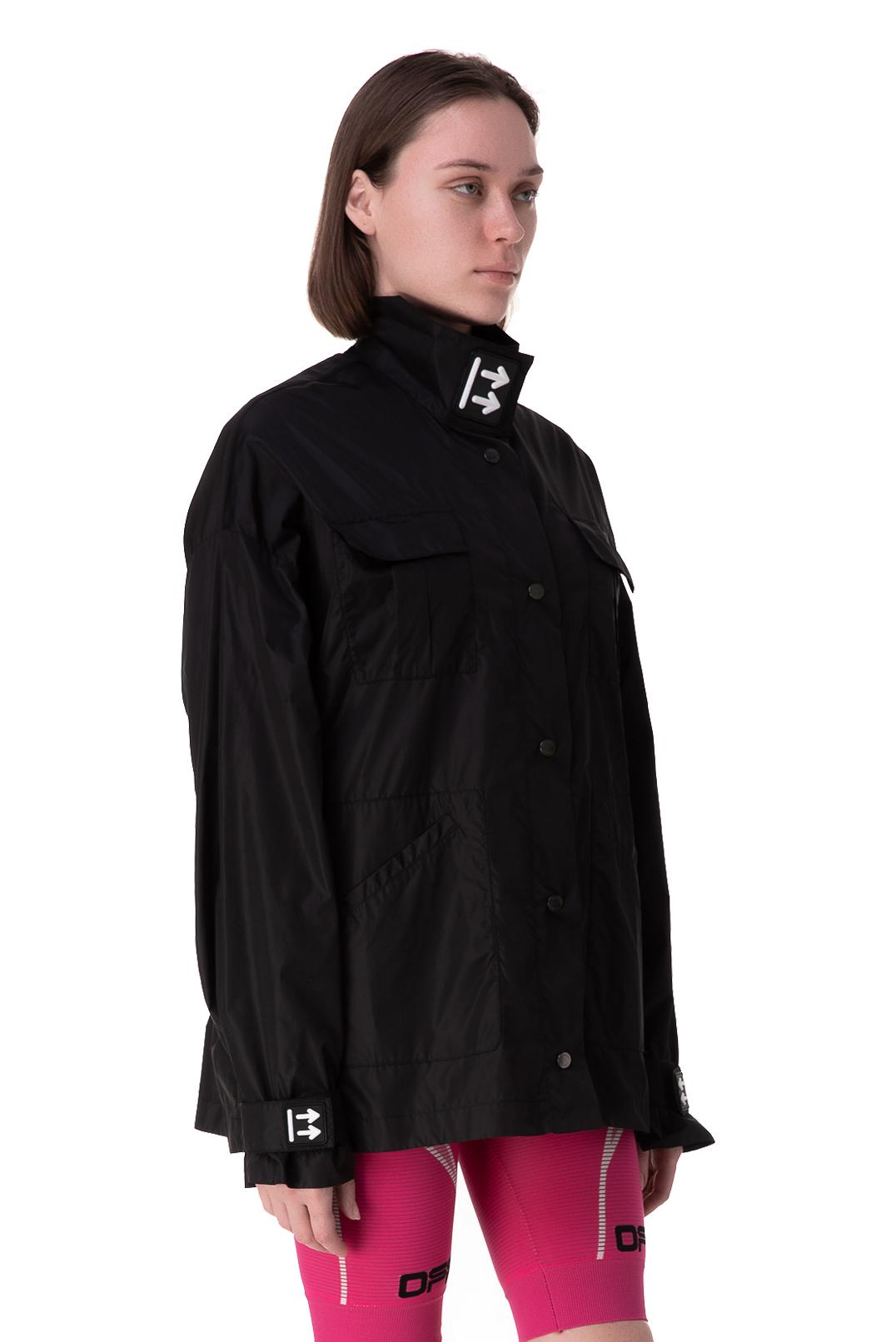 Куртка с логотипом OFF-WHITE OWwp10027