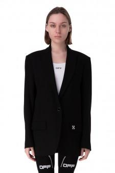 Удлиненный пиджак oversize