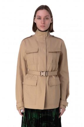 OFF-WHITE Удлиненная куртка