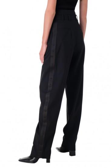 Удлиненные брюки OFF-WHITE OWwp20017