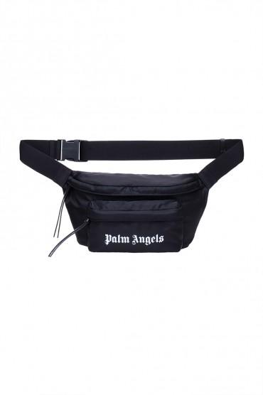 Поясная сумка с логотипом PALM ANGELS PALa11005