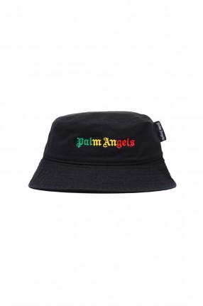 PALM ANGELS Панама с логотипом