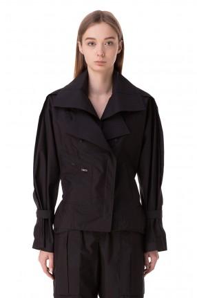 3.1. PHILLIP LIM Куртка со съемным воротником