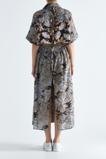 Платье-рубашка на завязках 3.1. PHILLIP LIM PHLp19002
