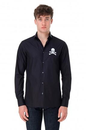 PHILIPP PLEIN Рубашка с логотипом