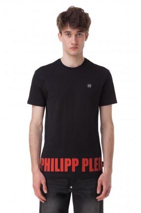 PHILIPP PLEIN Футболка с логотипом