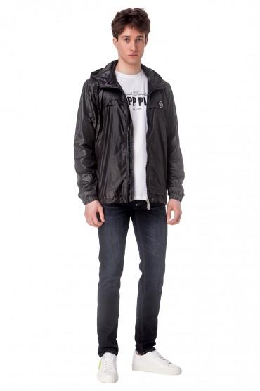 Куртка с капюшоном PHILIPP PLEIN PHPp10004