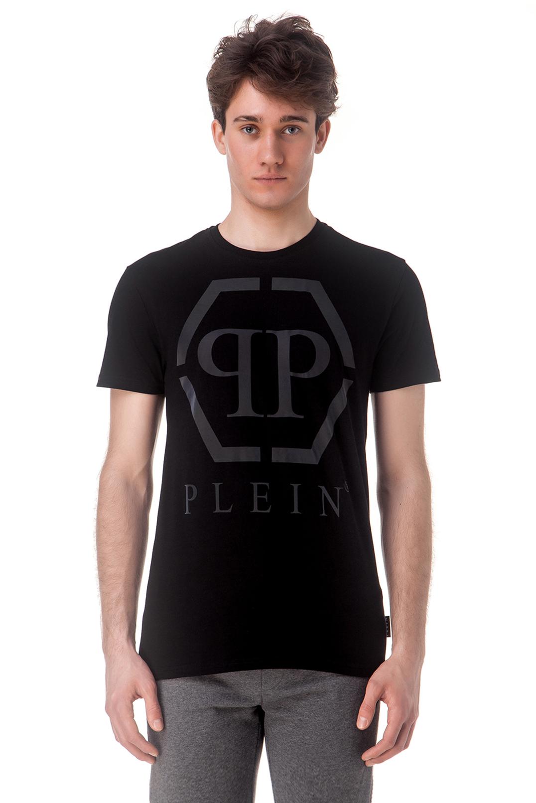 Футболка с логотипом PHILIPP PLEIN PHPp10014