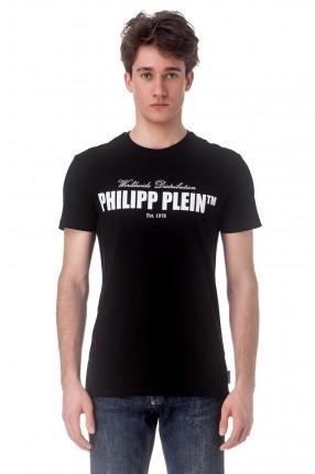 PHILIPP PLEIN Футболка c логотипом