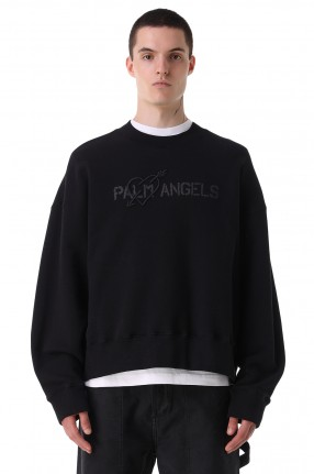 PALM ANGELS Свитшот oversize