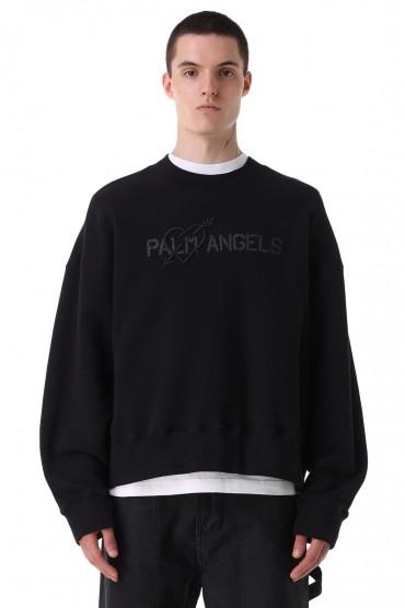 Свитшот oversize PALM ANGELS PLMm21011