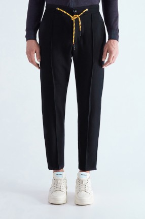 PMDS Укороченные брюки со шнурком