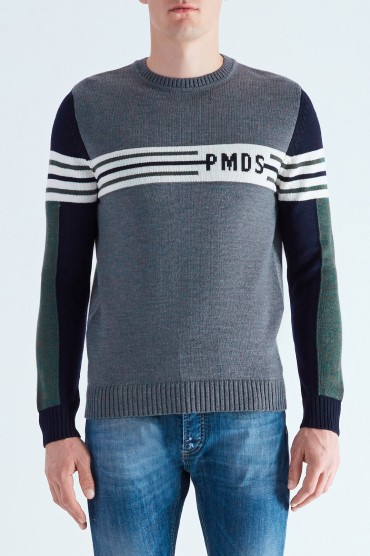 Свитер c логотипом PMDS PMDS29008