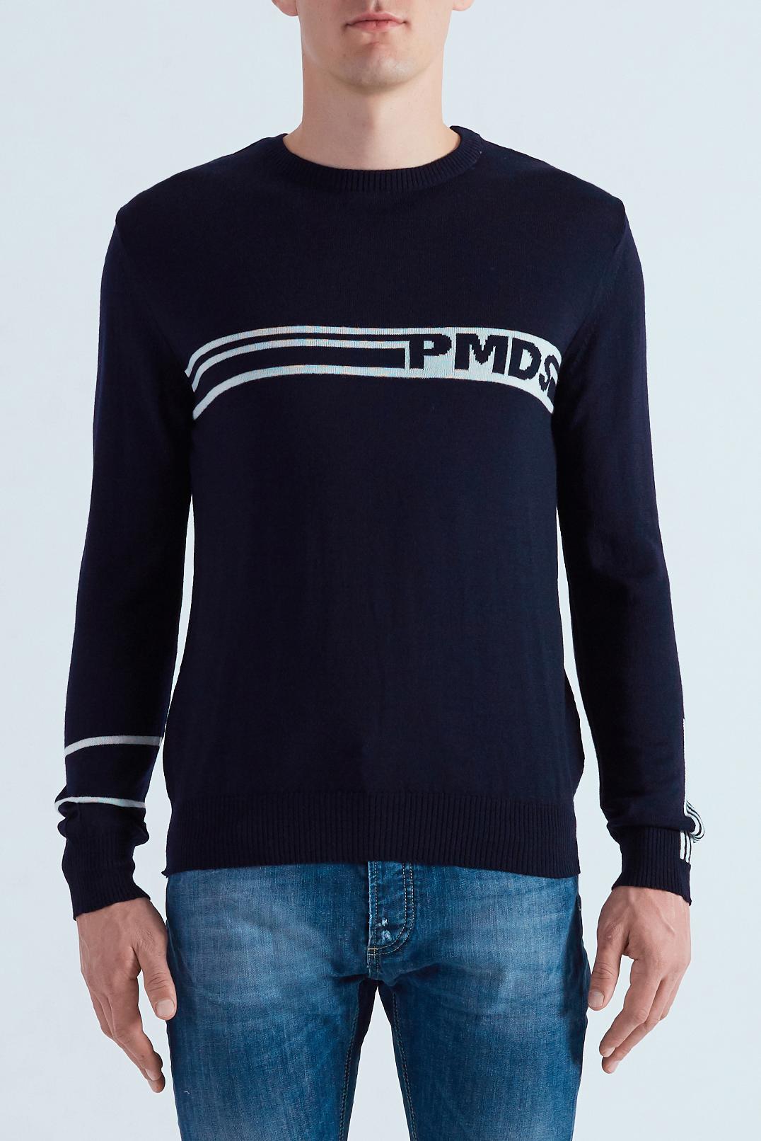 Свитер с логотипом PMDS PMDS29010
