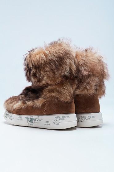 Ботинки на меху PREMIATA PRMw29010