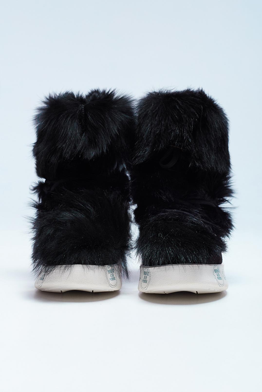 Ботинки на меху PREMIATA PRMw29012