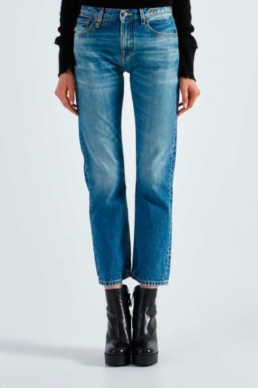 Укороченные джинсы R13 R13p29004