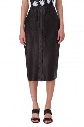 RAIINE Кожаная юбка