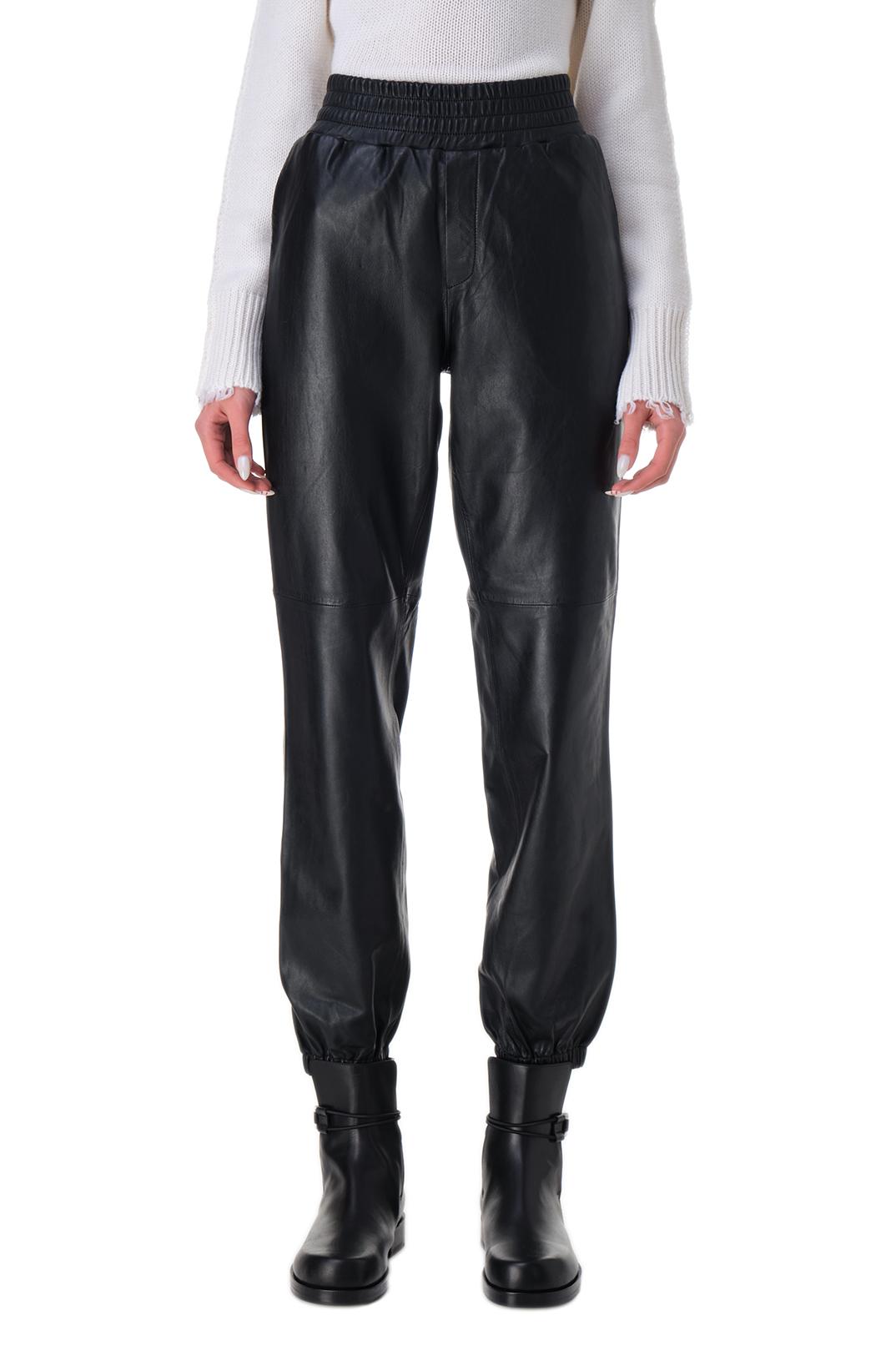 Кожаные брюки RAIINE RAIN20003